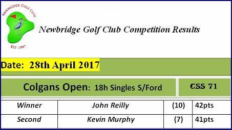 04.28 Colgans Open