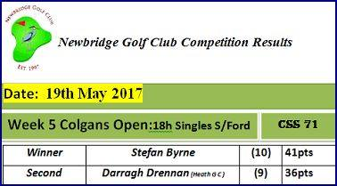 05.19 Colgan Open