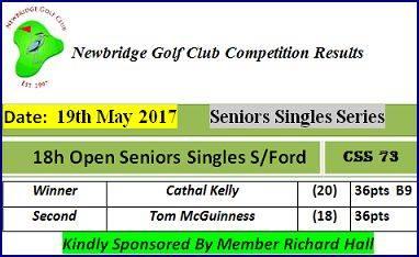 05.19 Senior Singles Series